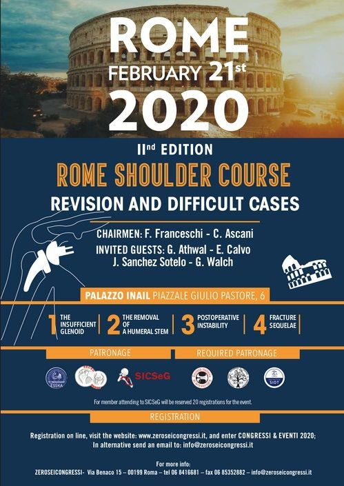 Rome Shoulder Course